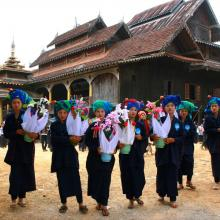 Du lịch MyanMar: Bagan - Mandalay - Inle Lake