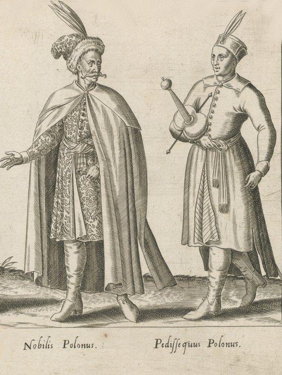 74c8852f17a99 today I will share with you some more images by Abraham de Bruyn depicting  the Polish-Lithuanian Commonwealth nobles and military figures.