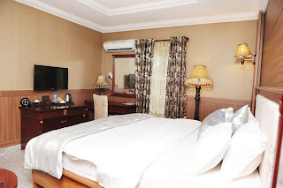 Standard Double Room NGN30,000