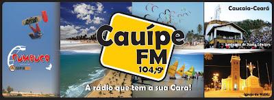 Resultado de imagem para Cauipe FM