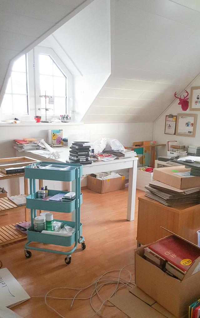 Arbeitszimmer | Janna Werner