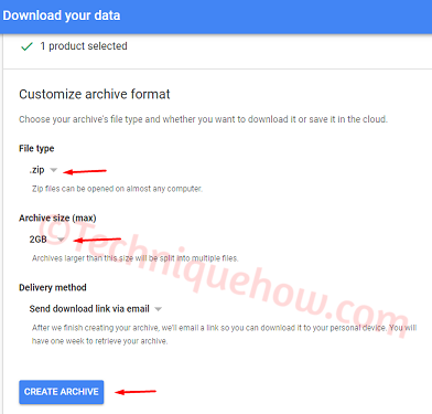 Transfer Google Photos Download