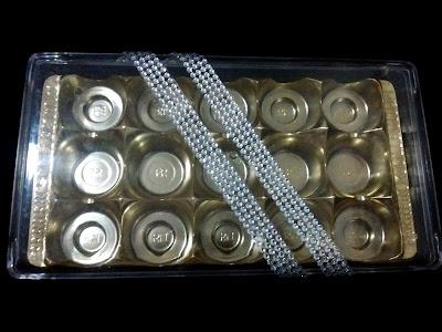 O que fazer com uma caixa de Ferrero Rocher