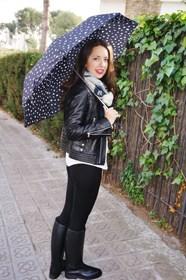 conjunto para dias de lluvia rainy