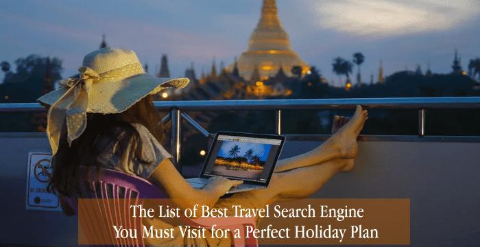 Best Travel Search Engine
