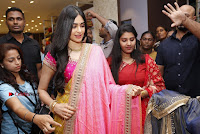 Actress Adah Sharma Launches Saree Niketan Showroom  0014.jpg