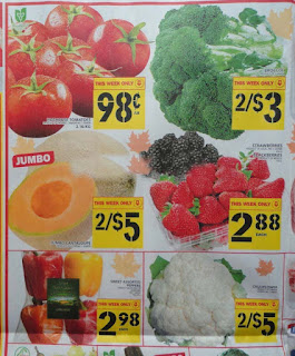 Food Basics Canada Flyer Valid : October 13 to 19 2016