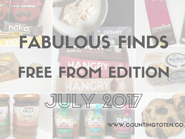 Fabulous Finds for July - Free From Special