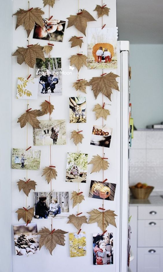 5 idee DIY per decori autunnali in casa
