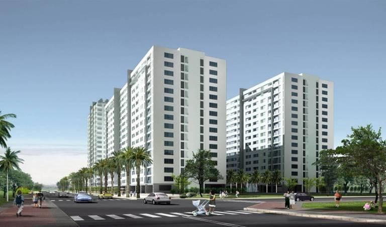 Sức hút của chung cư giá rẻ dưới 1 tỷ