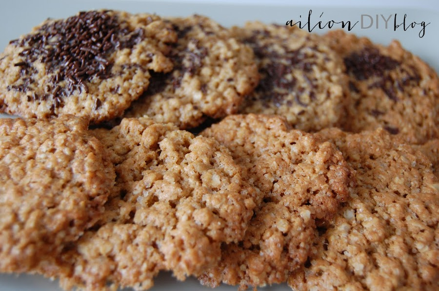 galletas avena caseras receta