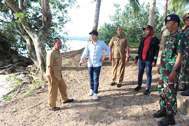 Nur Arifin Terjun Langsung Mempersiapkan Rencana Kunjungan Menteri Kelautan dan Perikanan, Susi Pudjiastuti