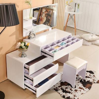 New modern dressing table design ideas 2019 for bedroom