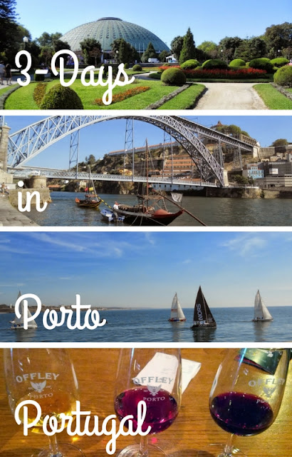 3 Days in Porto, Portugal - An Ideal Itinerary for a Long Weekend European City Break