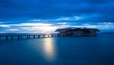 Anda akan disuguhkan oleh pemandangan coral MENIKMATI KEINDAHAN PULO CINTA BOALEMO DI GORONTALO