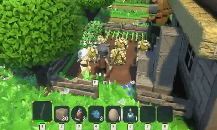 تحميل لعبة portal knights للاندرويد برابط مباشر