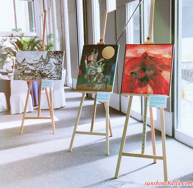 Art In The City, CENDANA, Jenerator, KL CityWalk