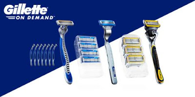 LIMITED TIME - Get $20 when you sign up for Gillette On Demand