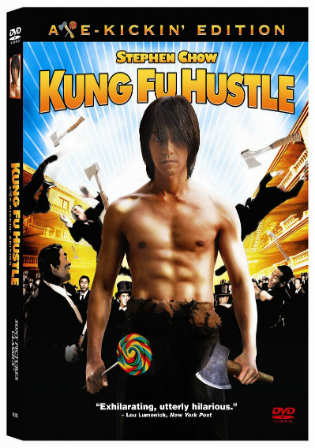 Kung Fu Hustle 2004 BluRay 300Mb Hindi Dual Audio 480p Watch Online Full Movie download bolly4u