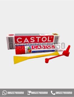 Lem Castol Kuning Perekat Glue Cair, alat tulis kantor, 0852-2765-5050