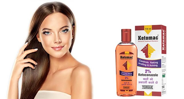 The ketomac shampoo for fighting scalp conditions