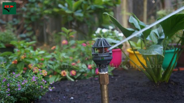 vòi tưới phun mưa nelson usa