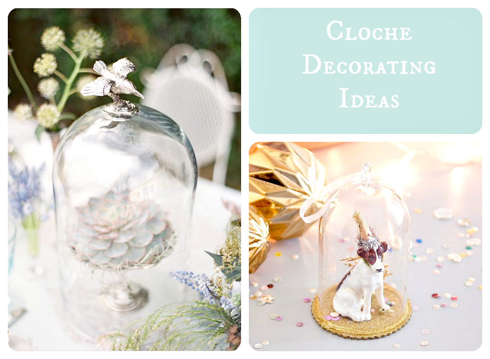 cloche decoration