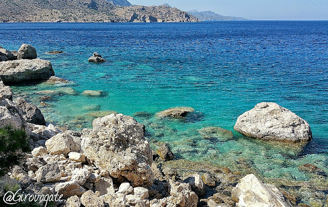 Apella spiaggia Karpathos