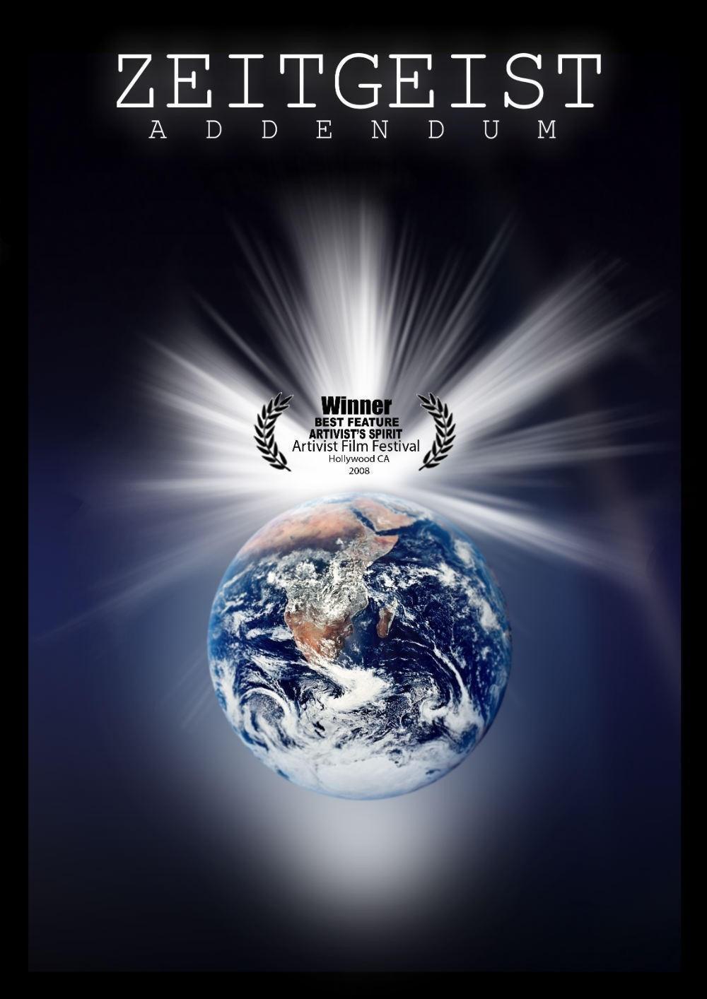 Zeitgeist: Addendum (2008) ταινιες online seires xrysoi greek subs