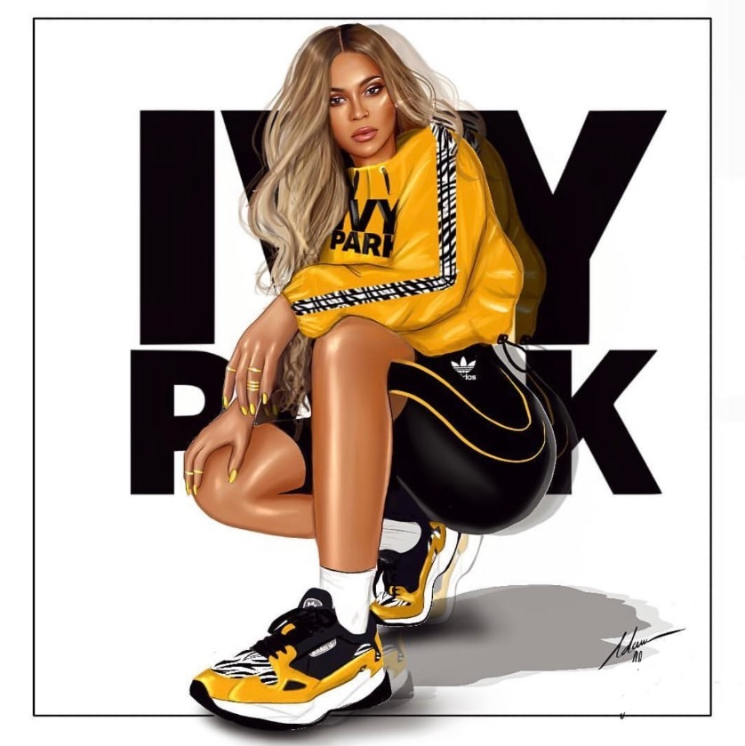 Adidas X Beyonce Announce Iconic Partnership Reana Ashley