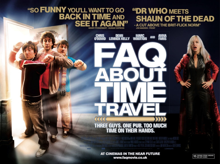 Viajes Temporales Frequently Asked Questions About Time