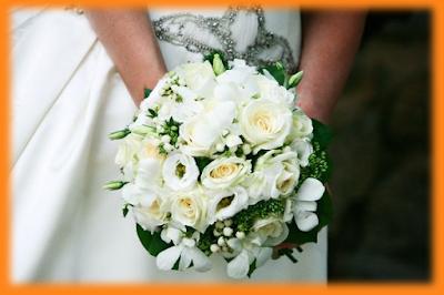 imagenes de ramos de flores para novia