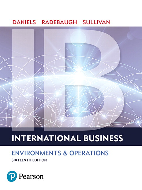 test bank for international business environments Download and read international business environments and operations 13th edition test bank international business environments and operations.