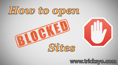 How To Unblock A Site
