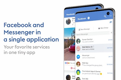 Maki: Facebook and Twitter Free Download on Android App