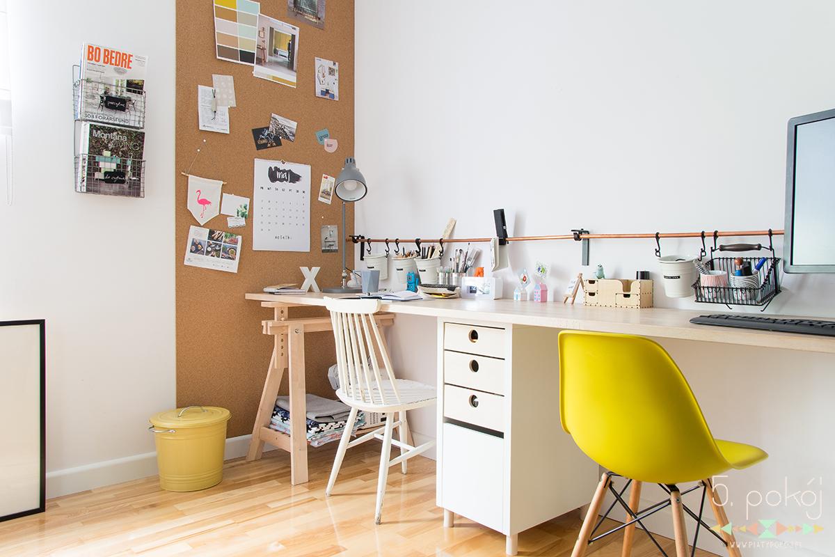 piąty pokój | domowe biuro