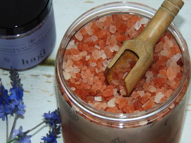 Hagi, Himalajska sól do kąpieli