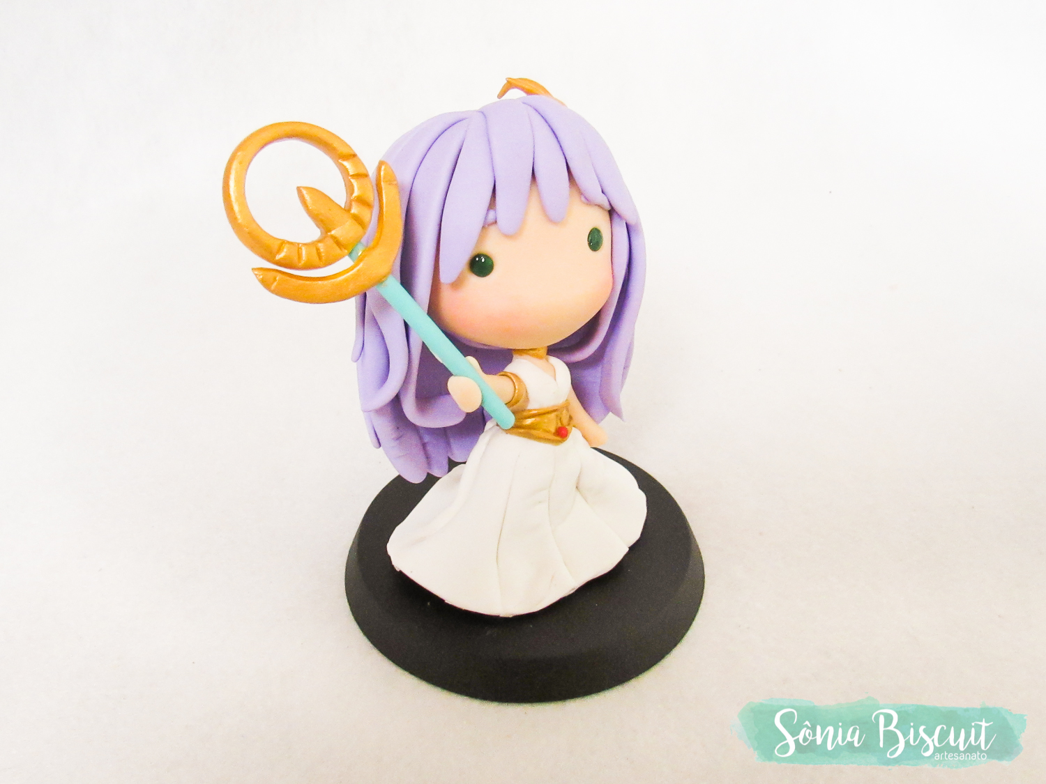 Biscuit, Sonia Biscuit, Saori, Athena, Cavaleiros do Zodiaco, Toy, Toy Biscuit