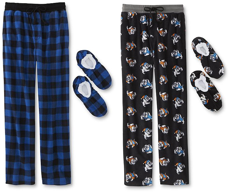 DEAD] Kmart: 2 for $7.50 Joe Boxer Men\'s Fleece Pajama Pants ...