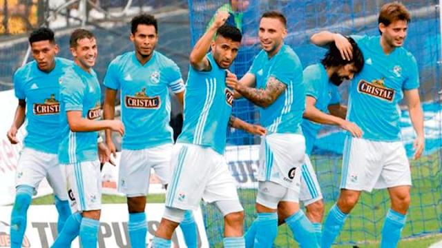 Sporting Cristal goleo a la San Martin