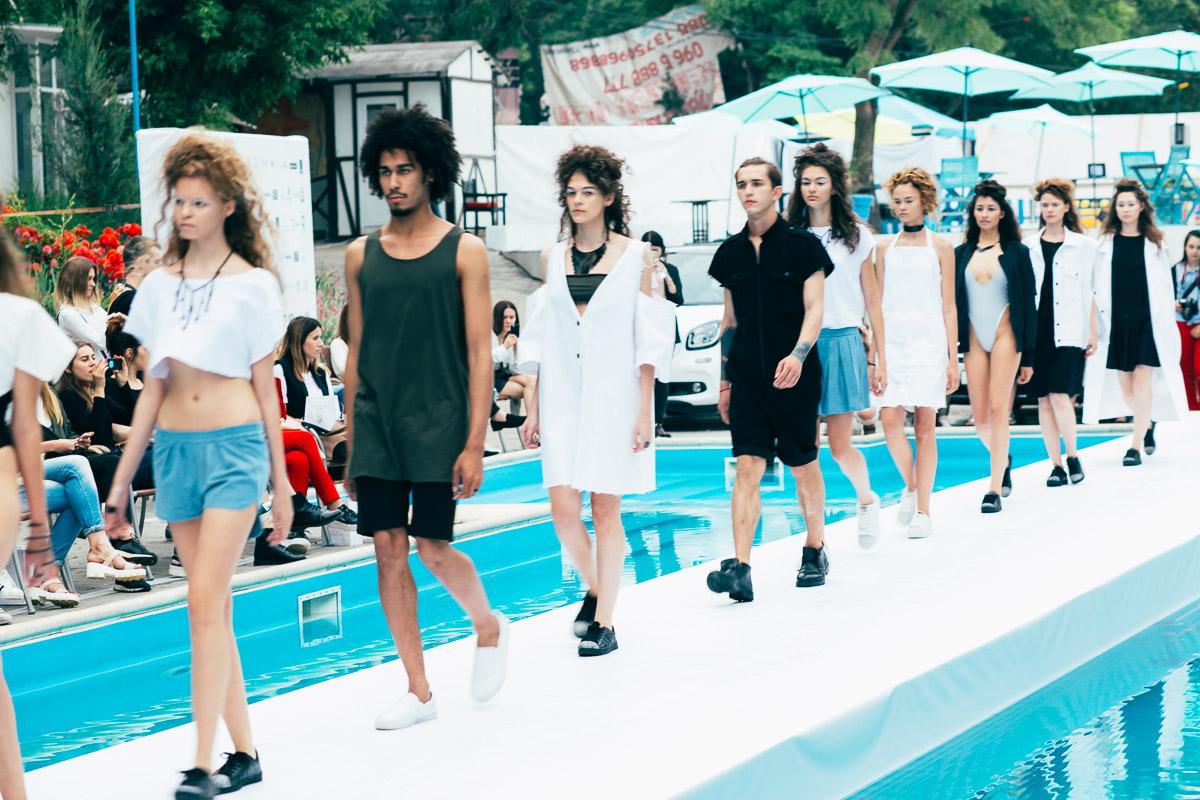 коллекция на недели моды в Одессе Askotaxist