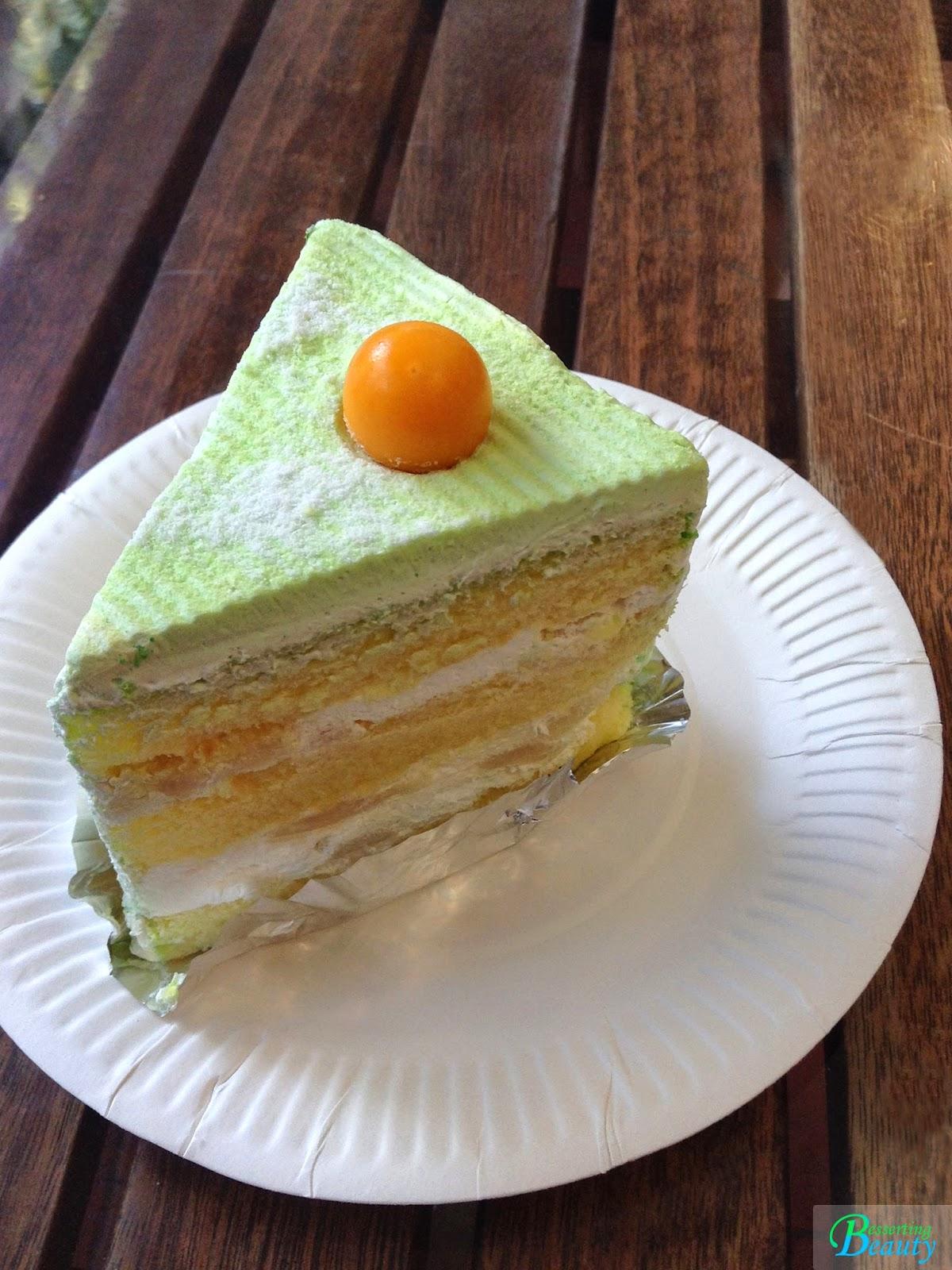 Pine Garden Cakes (Round 2)