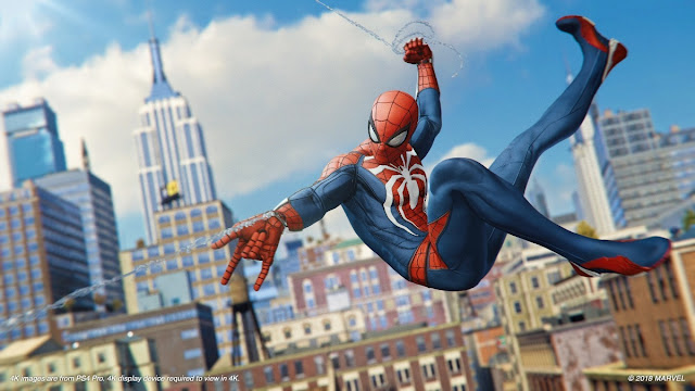 Análise Crítica – Spider-Man (PS4)