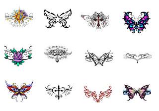 Páginas de tatuajes diseños pequeños