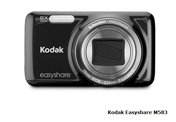 Kodak Easyshare M583 review