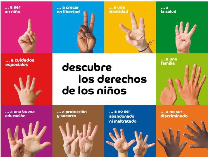 Los derechos de los ni os cuales son ciclo escolar for Derechos de los jovenes