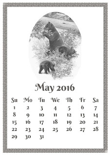 Welcom May Thanks April 2016