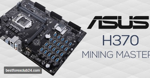 Asus prepares a mining station that can hold 20 graphics cards