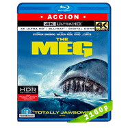 Megalodón (2018) 4K UHD Audio Dual Latino-Ingles