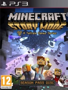 Baixar Grátis o jogo minecraft story mode episode 1-5 ps3